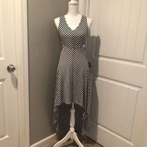 Ya Los Angeles Boutique Striped Dress Size M